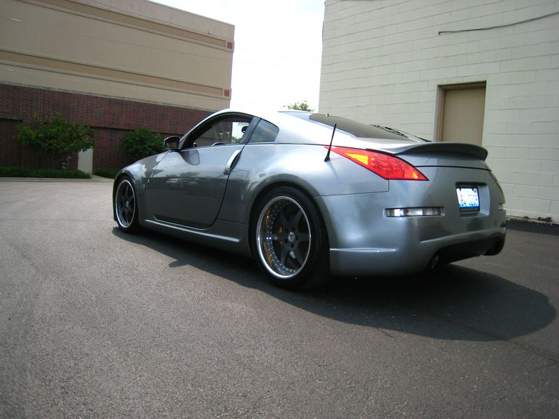 350Z Motoring.com - Nissan 350Z Forum | Discuss 2003 TURBO 350z For Sale!